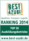 Logo 'Best Azubi' Spedition - Transport - Logistik mit Link zur Website