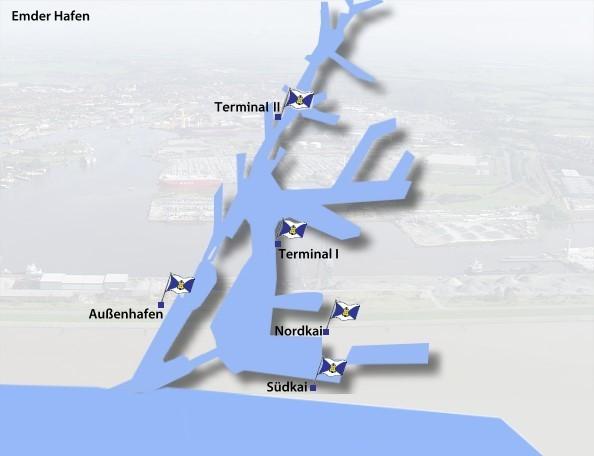 Emden Karte.Evag Emder Verkehrs Und Automotive Gesellschaft Mbh Emder